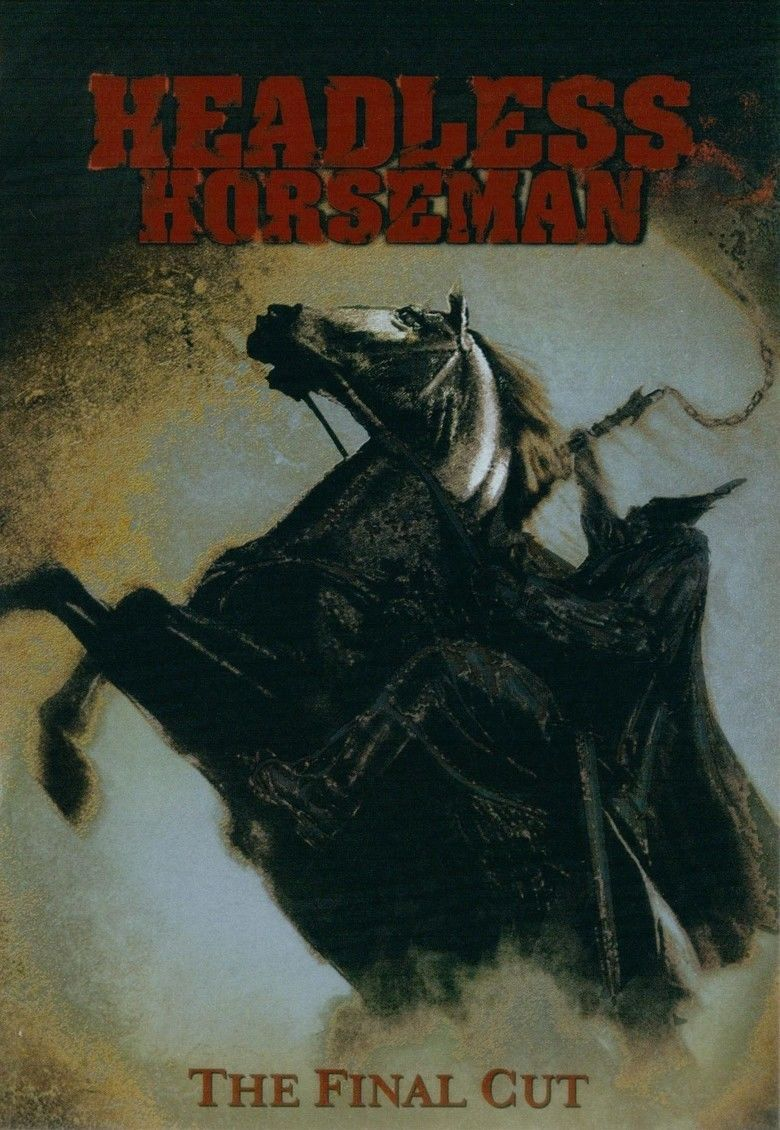 Headless Horseman (film) movie poster