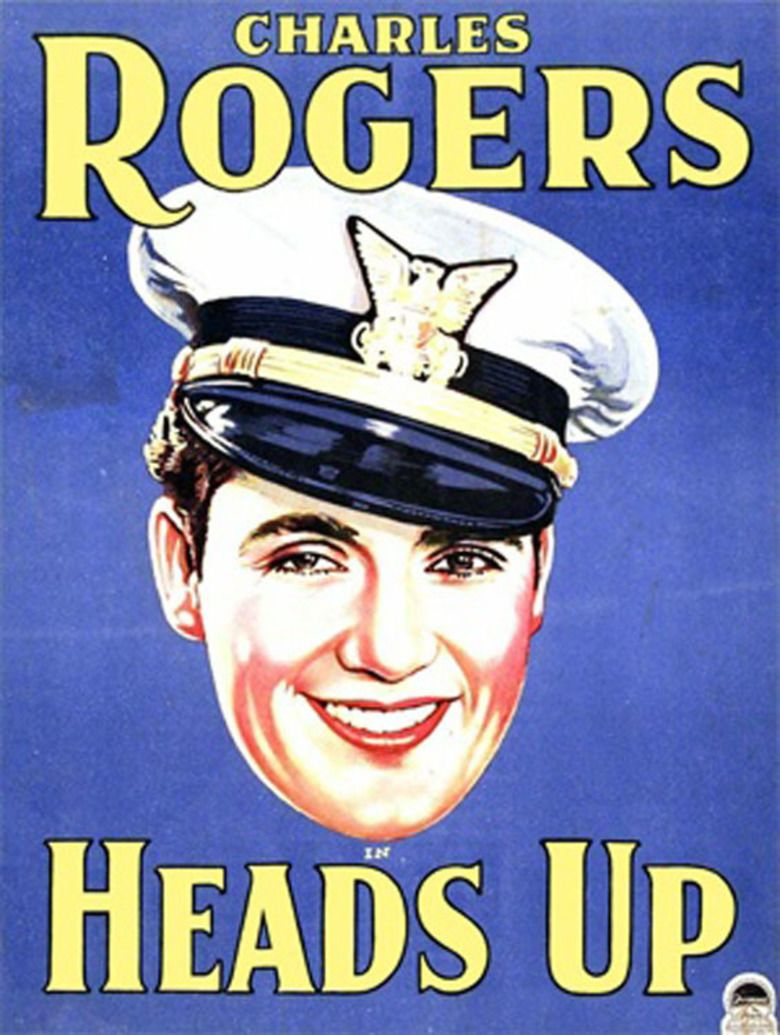 Heads Up (film) movie poster
