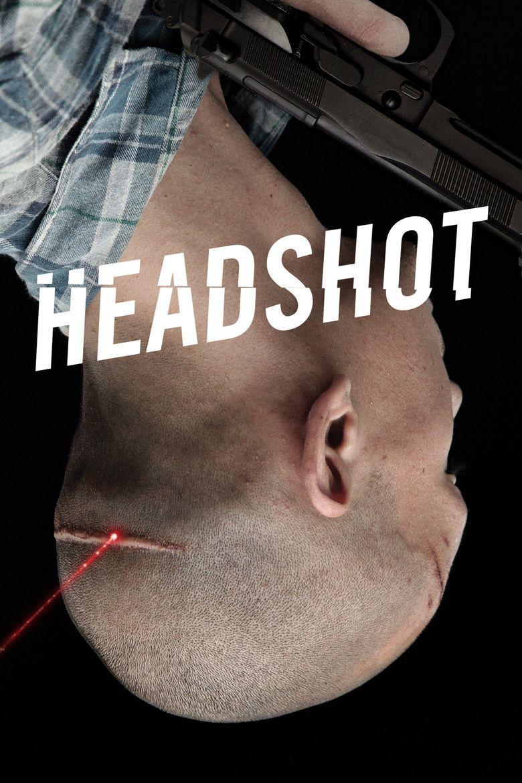 Headshot (film) movie poster