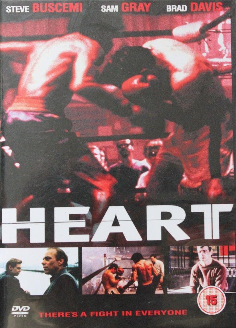 Heart (1987 film) movie poster