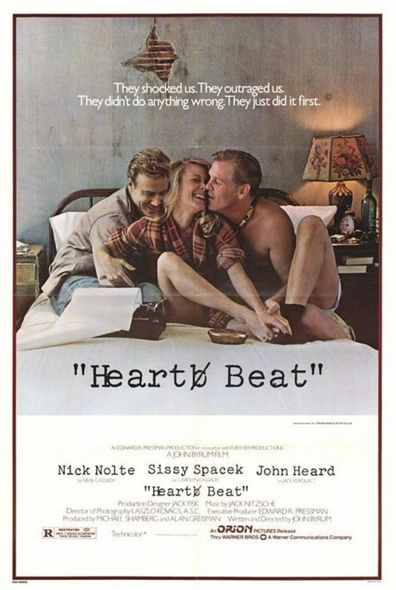 Heart Beat (film) movie poster