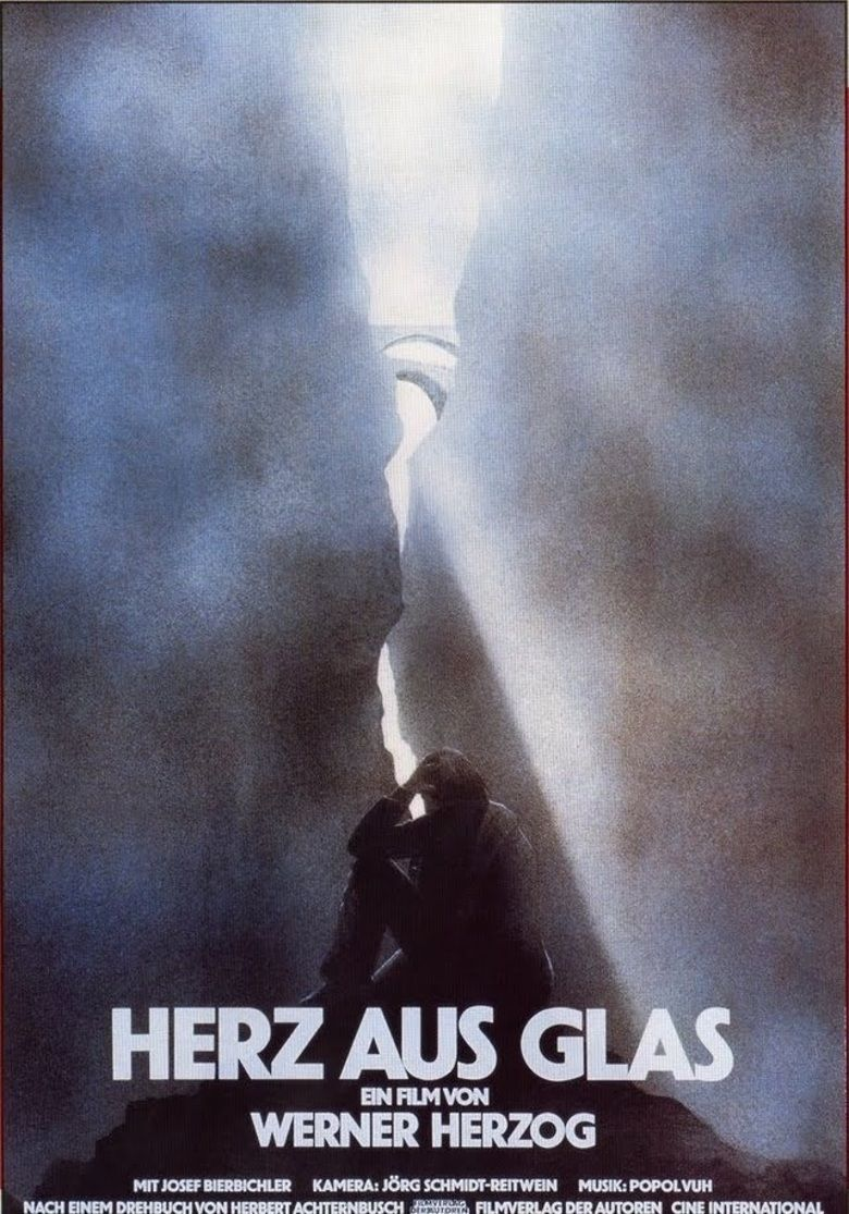 Heart of Glass (film) movie poster