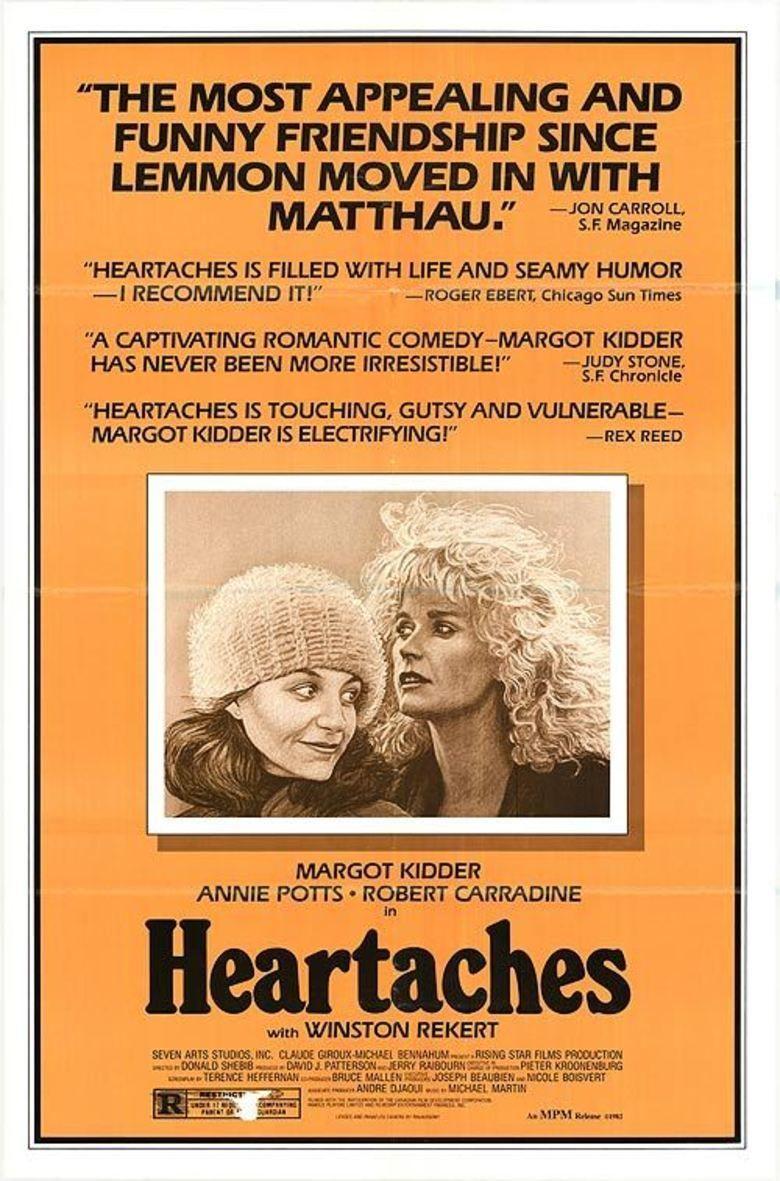 Heartaches (film) movie poster