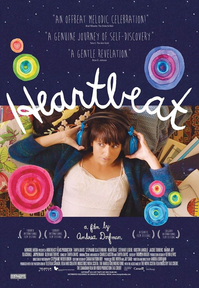 Heartbeat (2014 film) movie poster