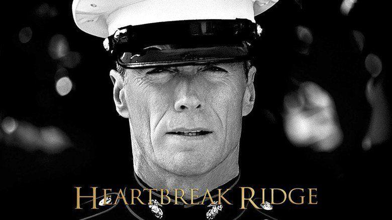 Heartbreak Ridge movie scenes