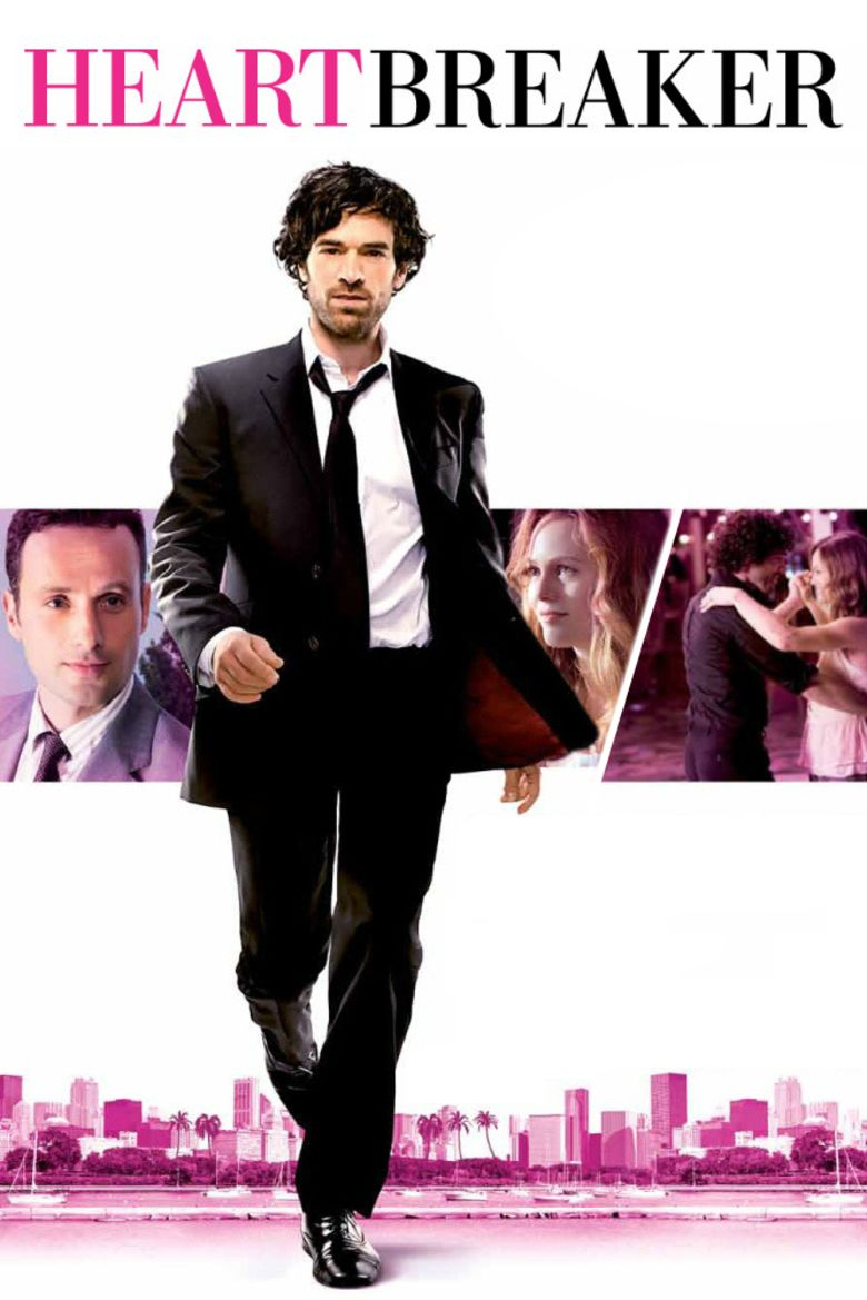 Heartbreaker (2010 film) movie poster
