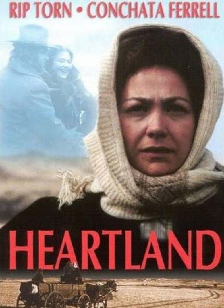 Heartland (film) movie poster