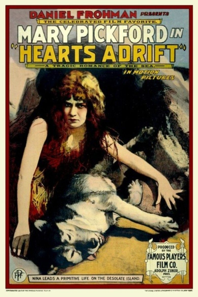 Hearts Adrift movie poster