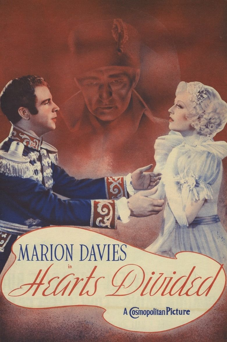 Hearts Divided movie poster