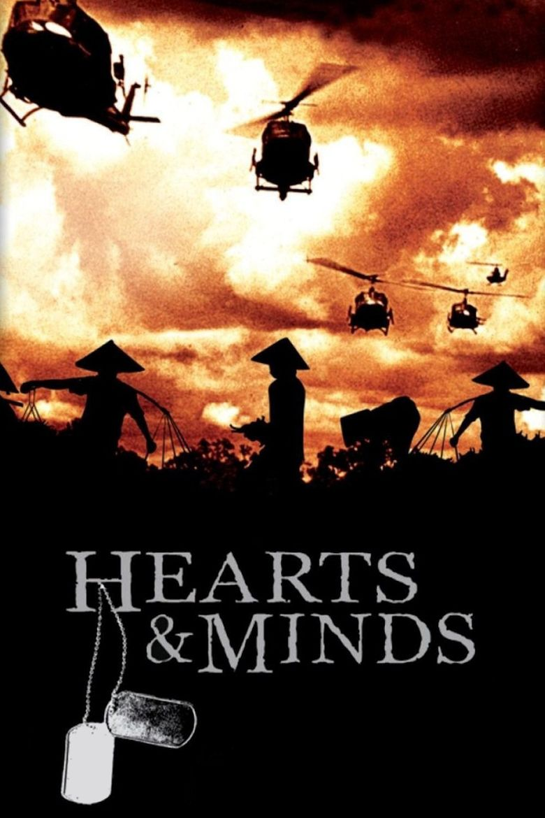 Hearts and Minds (film) movie poster