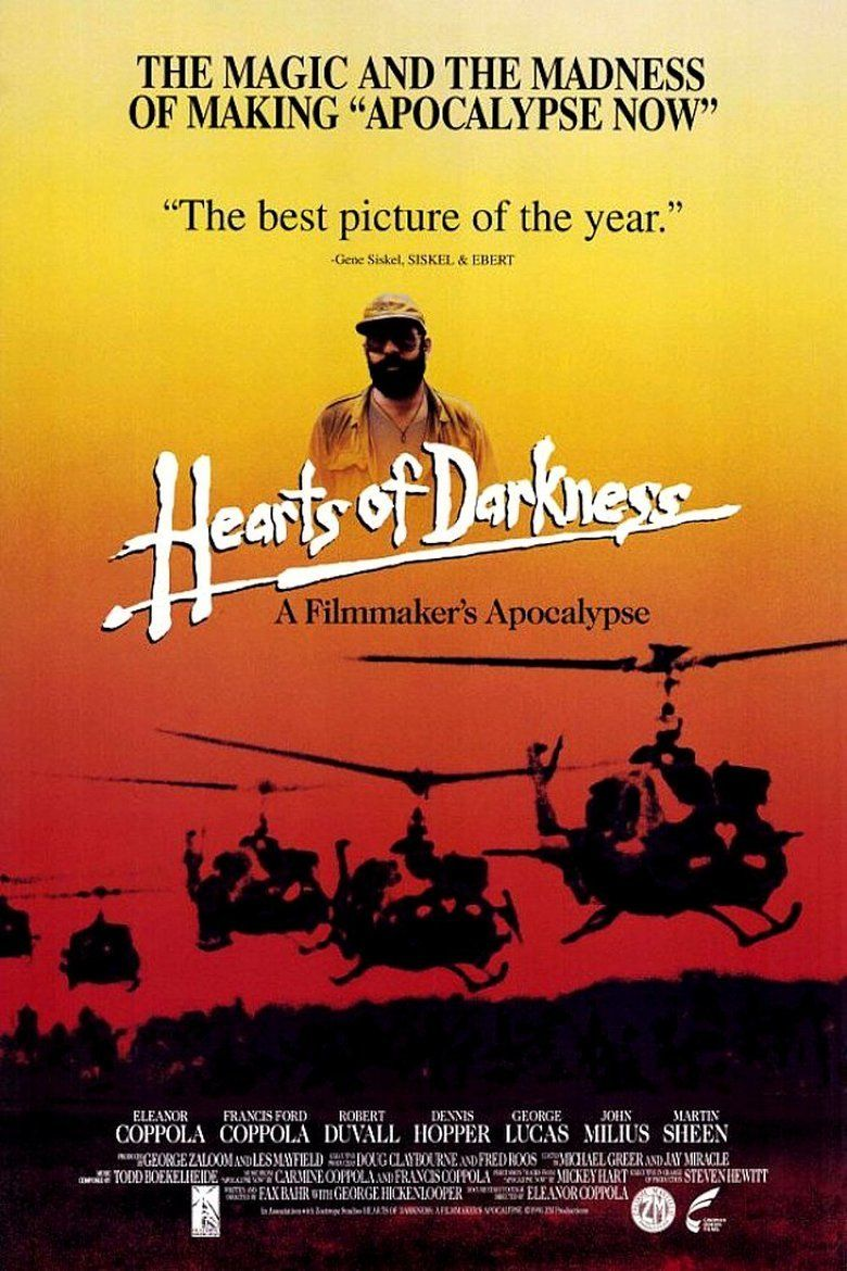 Hearts of Darkness: A Filmmakers Apocalypse movie poster