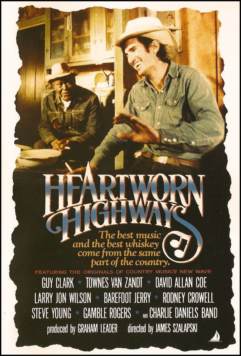 Heartworn Highways movie poster