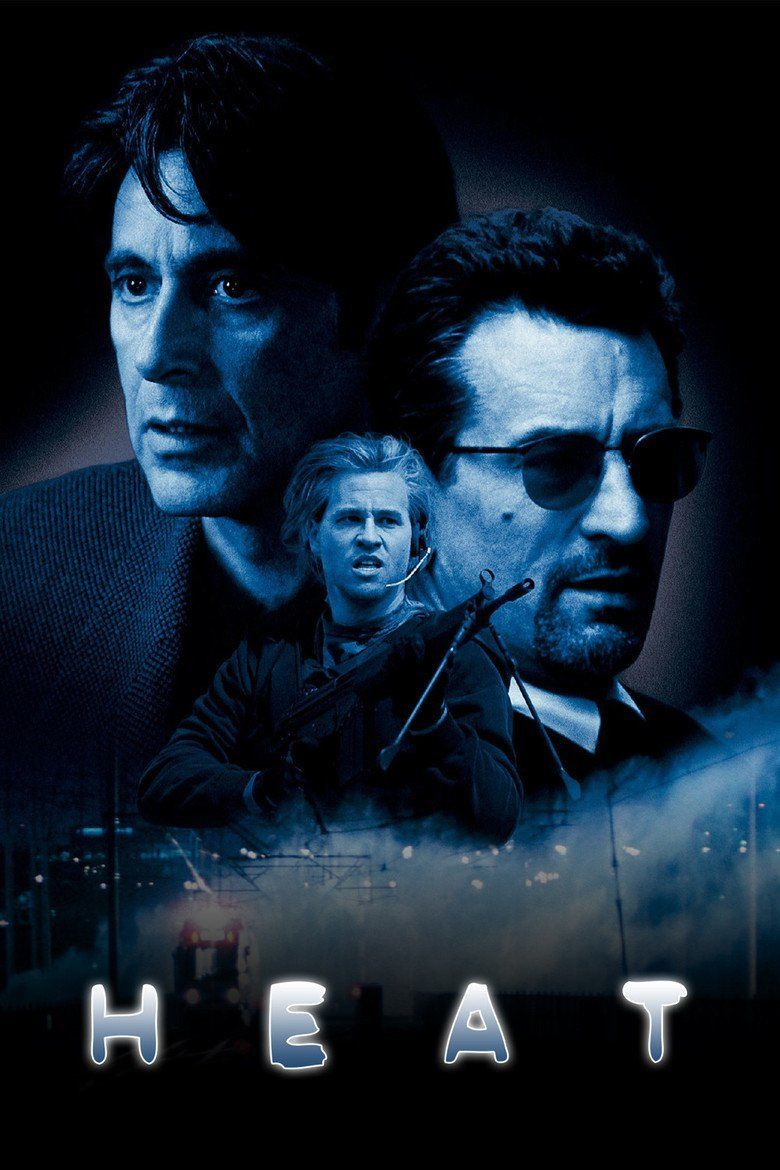 Heat (1995 film) movie poster