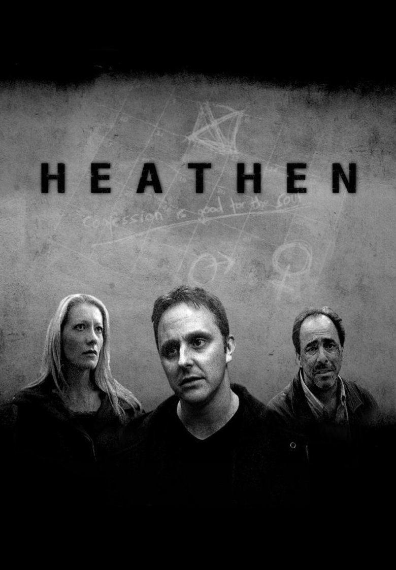 Heathen (film) movie poster