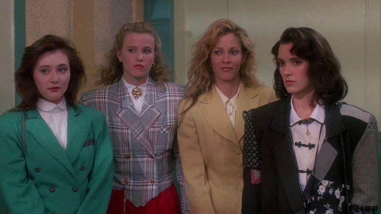 Heathers movie scenes
