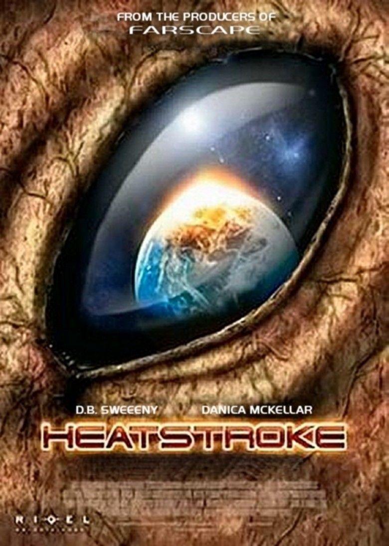 Heatstroke (film) movie poster