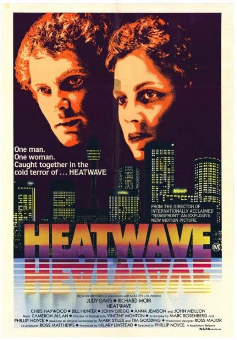 Heatwave (film) movie poster