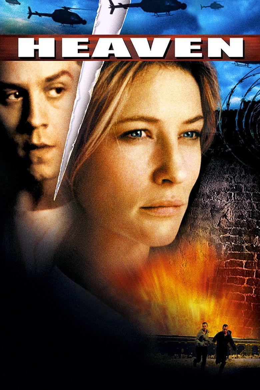 Heaven (2002 film) movie poster