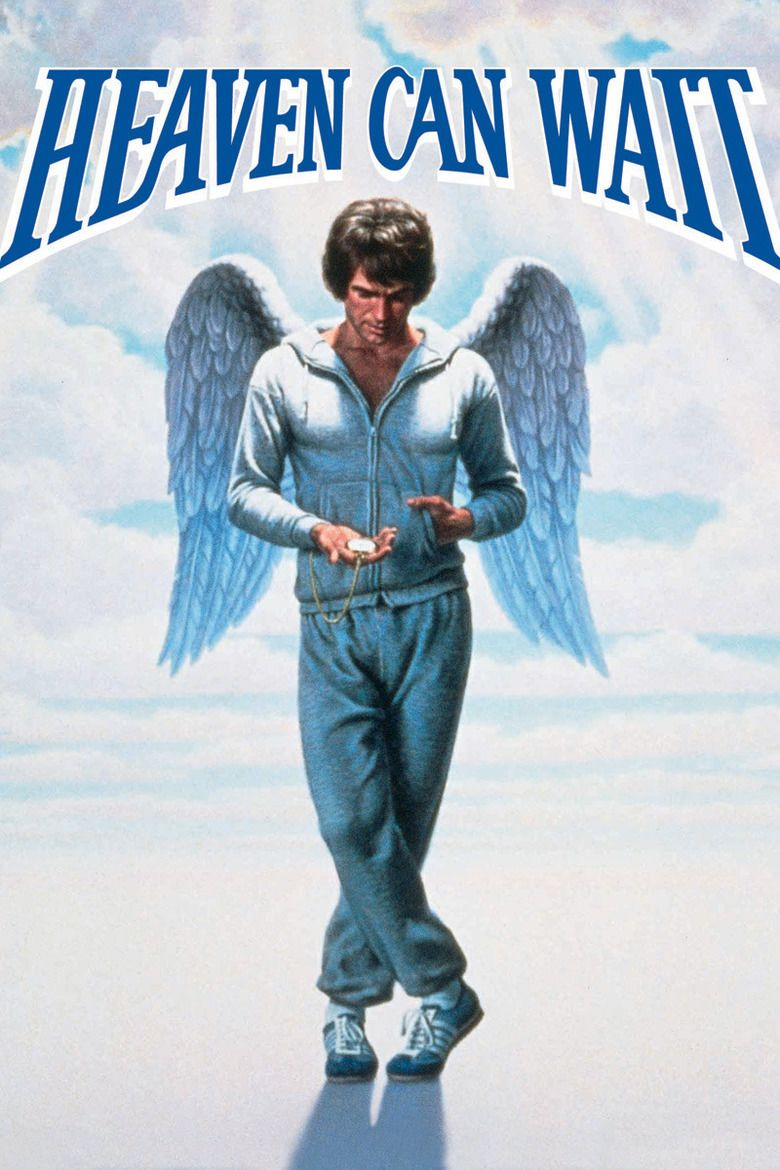 Heaven Can Wait (1978 film) movie poster