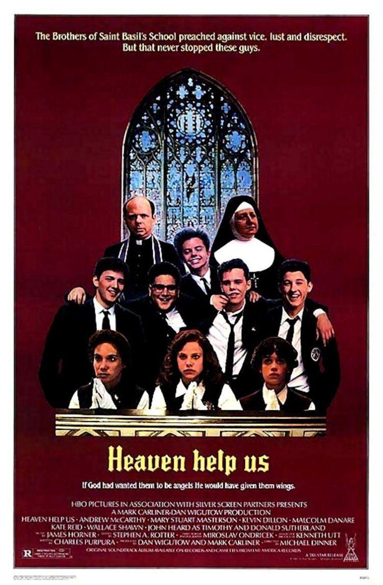 Heaven Help Us movie poster