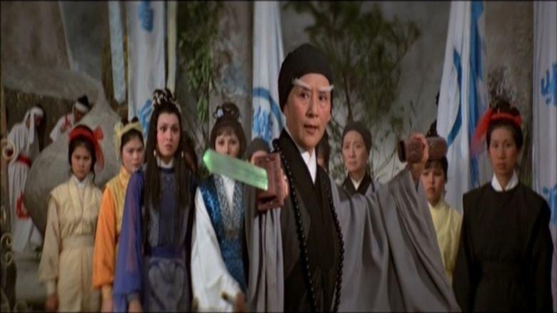 Heaven Sword and Dragon Sabre (1978 film) movie scenes