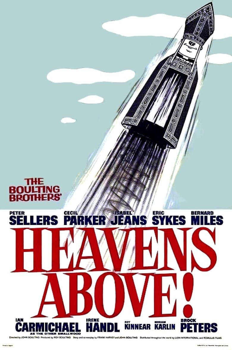 Heavens Above! movie poster