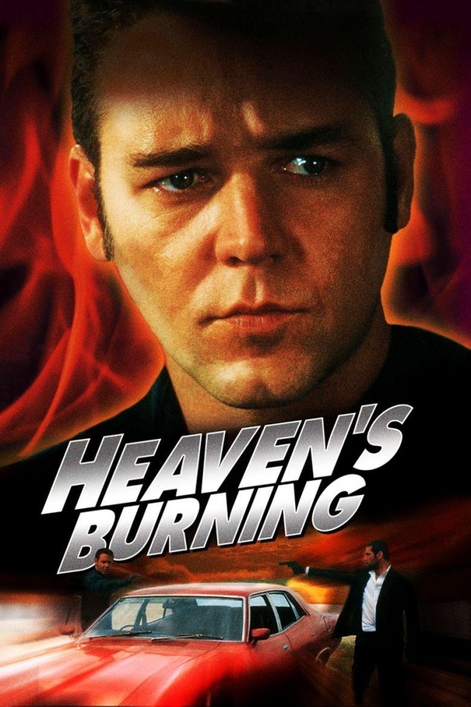 Heavens Burning movie poster
