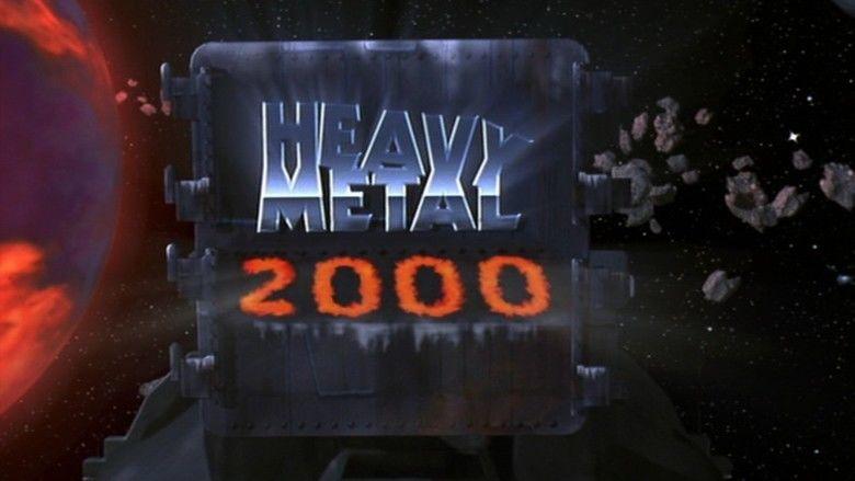 Heavy Metal 2000 movie scenes