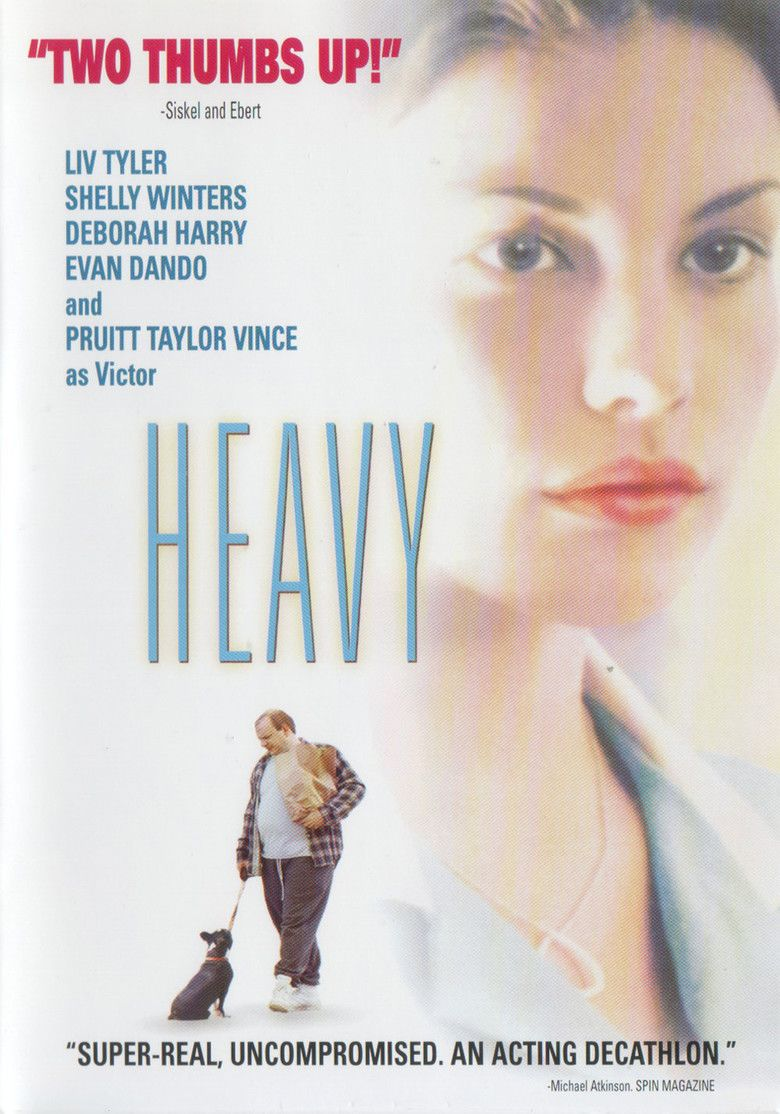 Heavy (film) movie poster