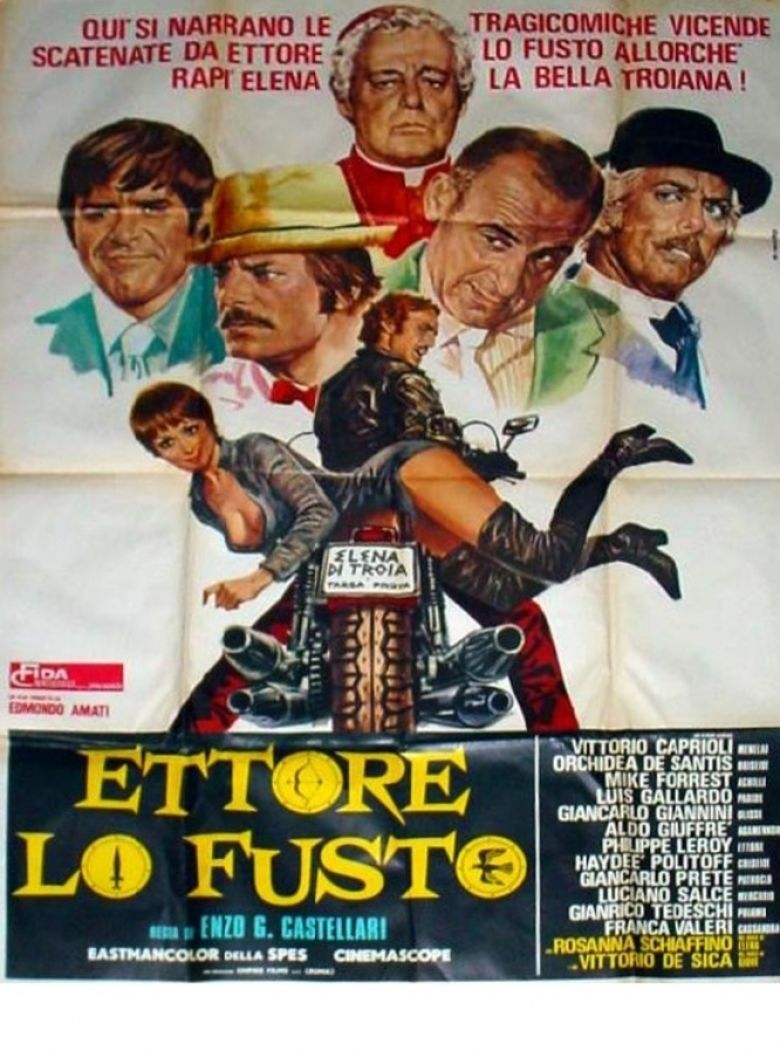 Hector the Mighty movie poster