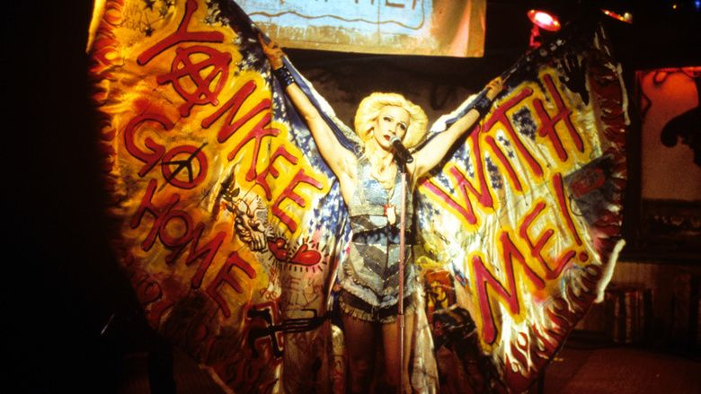 Hedwig and the Angry Inch (film) movie scenes