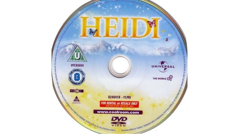 Heidi (2005 live action film) movie scenes