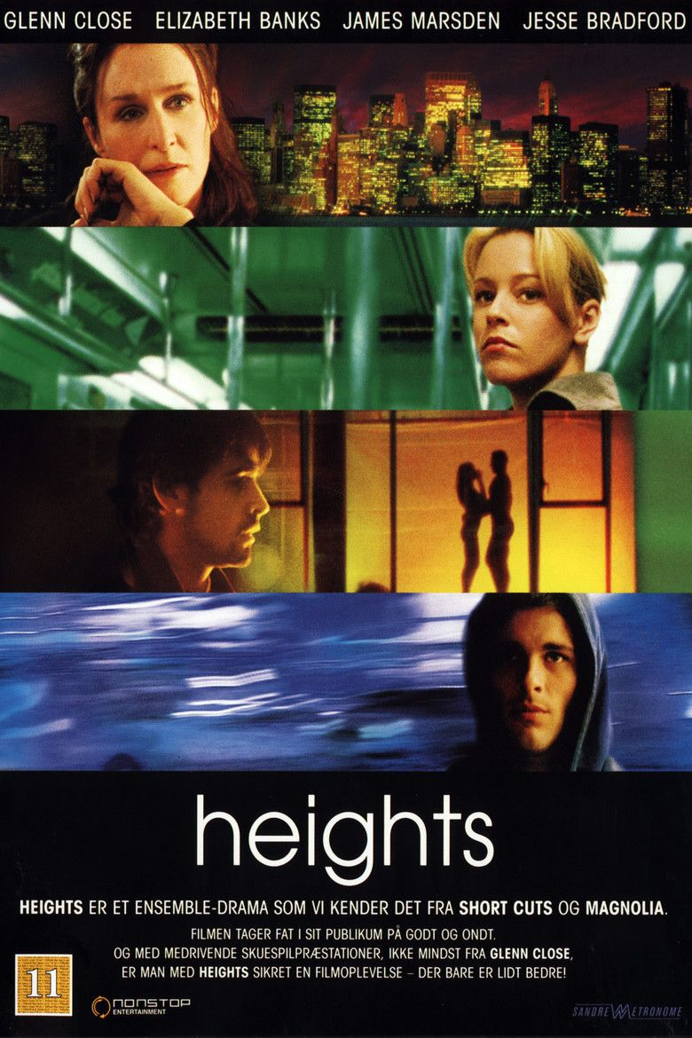 Heights (film) movie poster