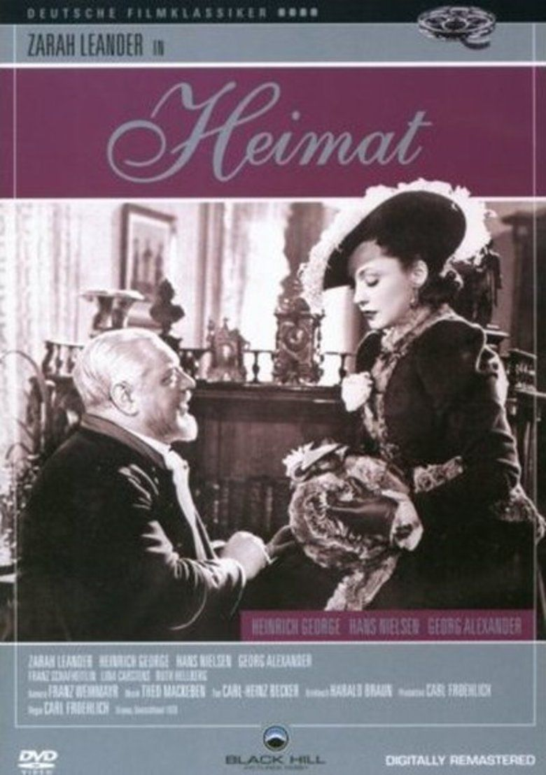 Heimat (1938 film) movie poster