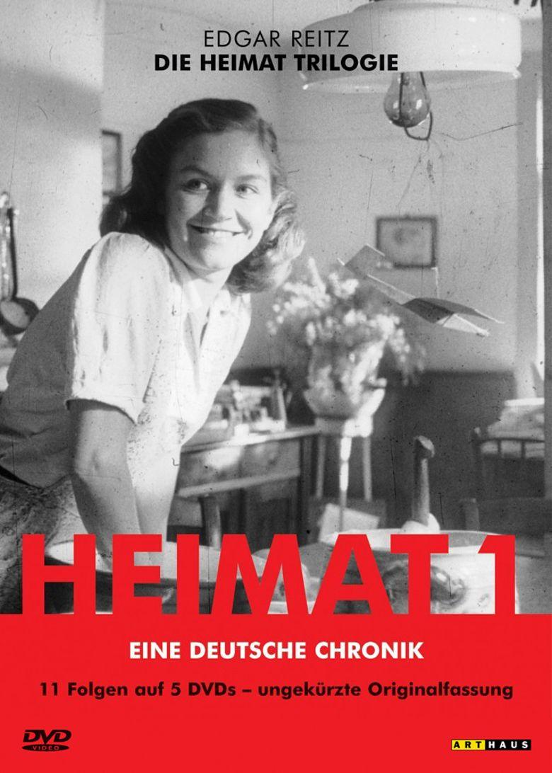 Heimat (film series) movie poster
