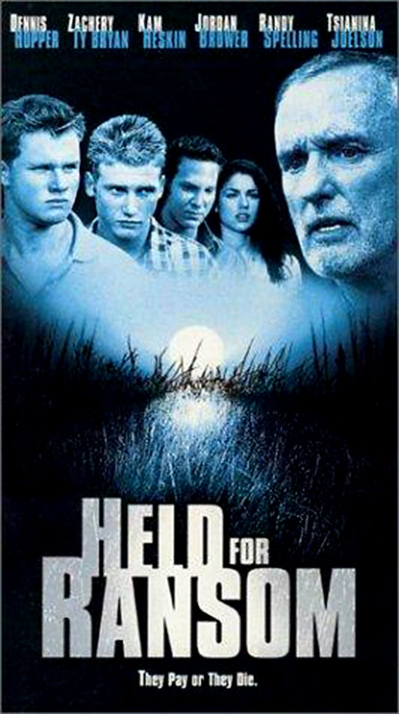 Held for Ransom (2000 film) movie poster
