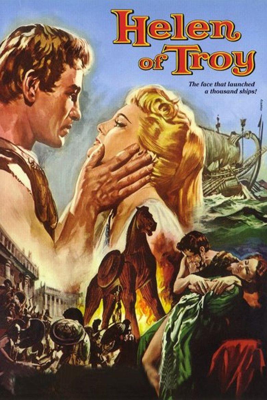 Helen of Troy (film) movie poster