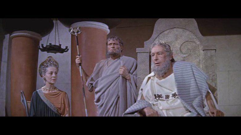 Helen of Troy (film) movie scenes