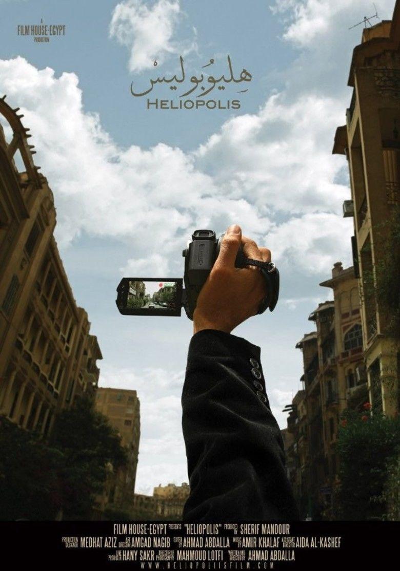 Heliopolis (film) movie poster