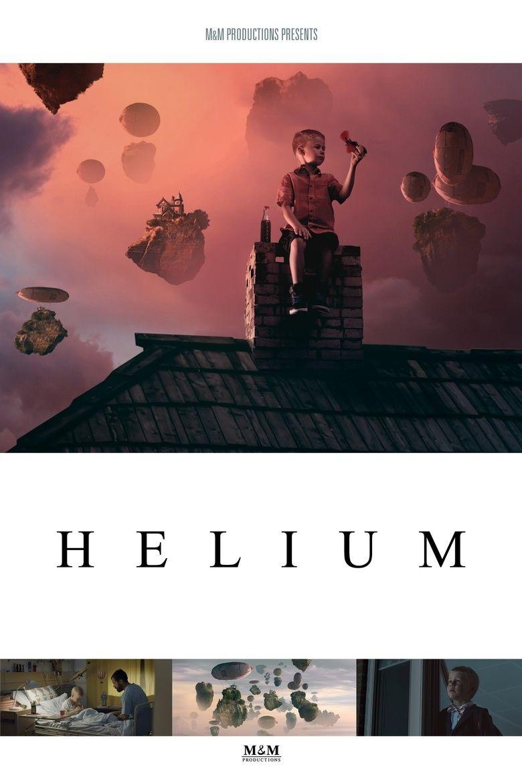 Helium (film) movie poster