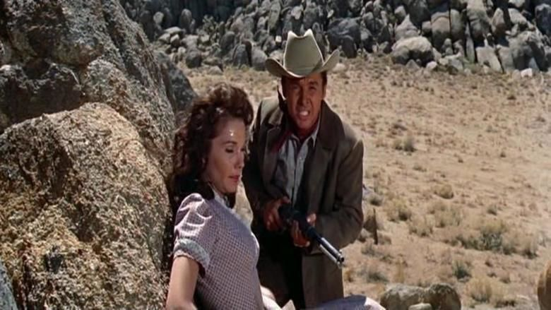Hell Bent for Leather (film) movie scenes
