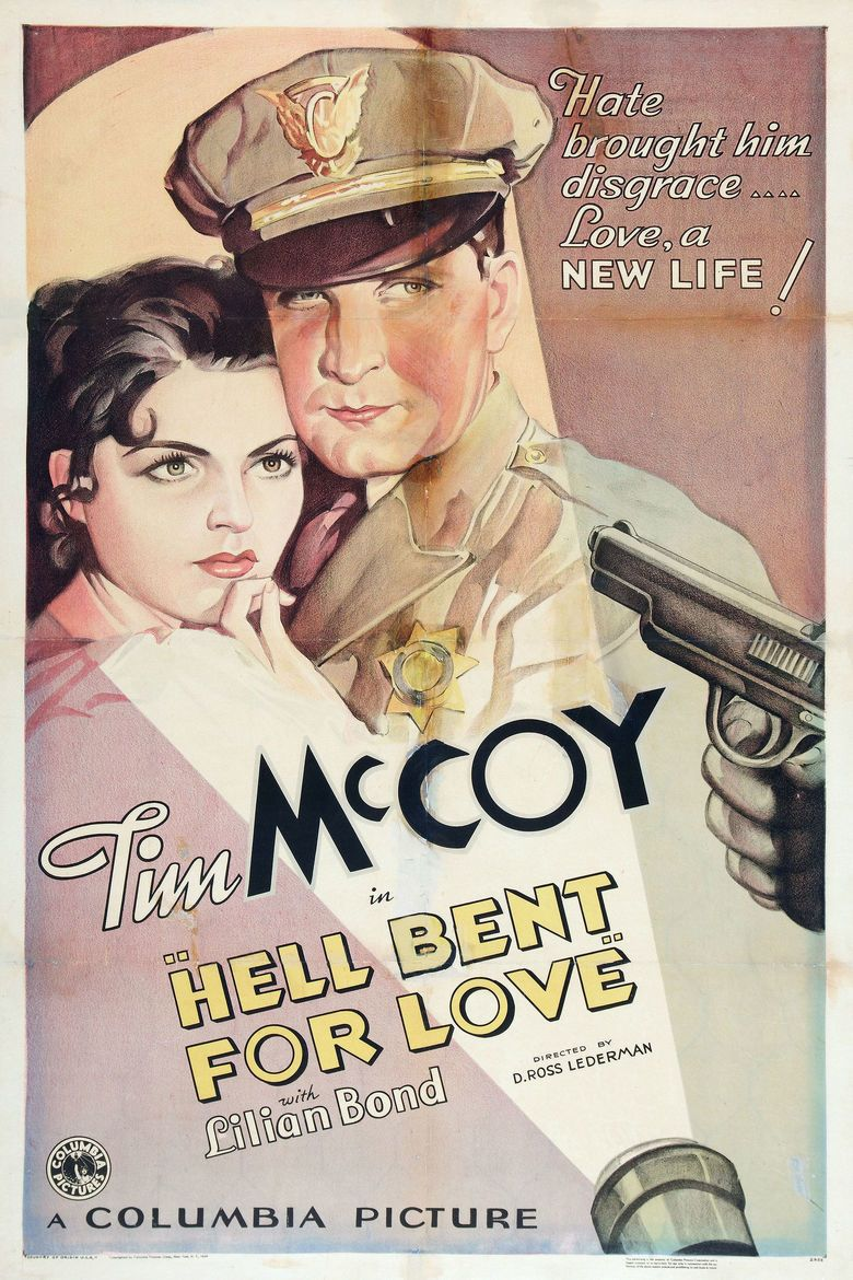 Hell Bent for Love movie poster