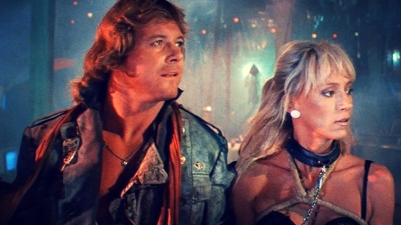 Hell Comes to Frogtown movie scenes