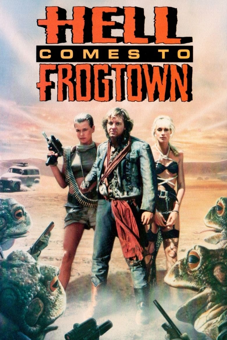 Hell Comes to Frogtown movie poster
