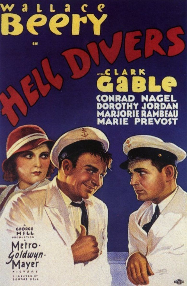 Hell Divers movie poster