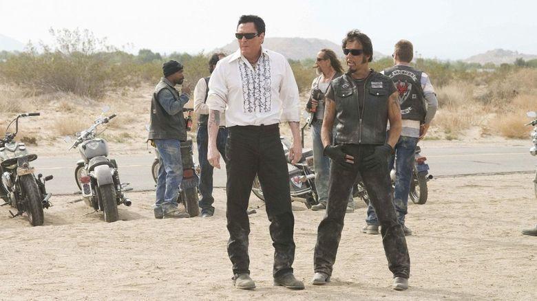Hell Ride movie scenes