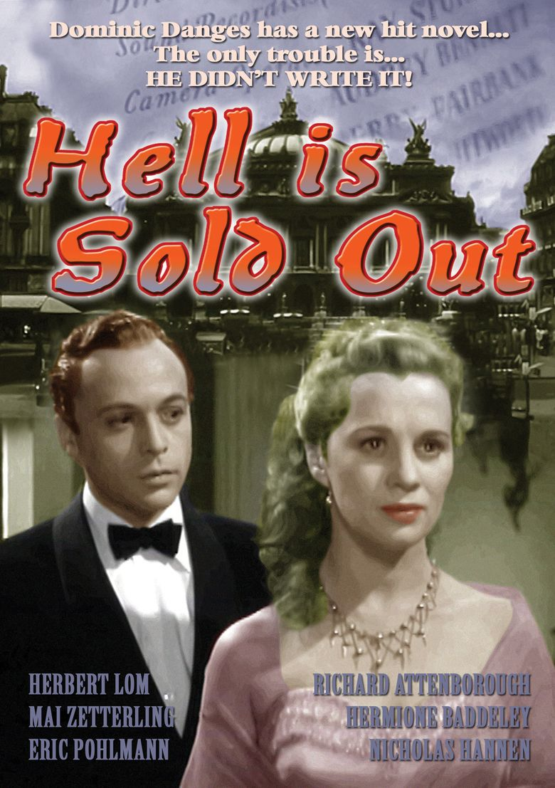 Hell is Sold Out movie poster