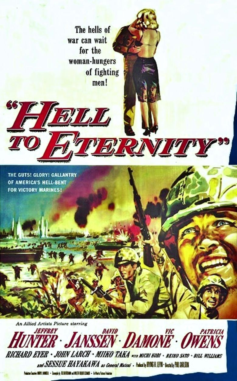 Hell to Eternity movie poster