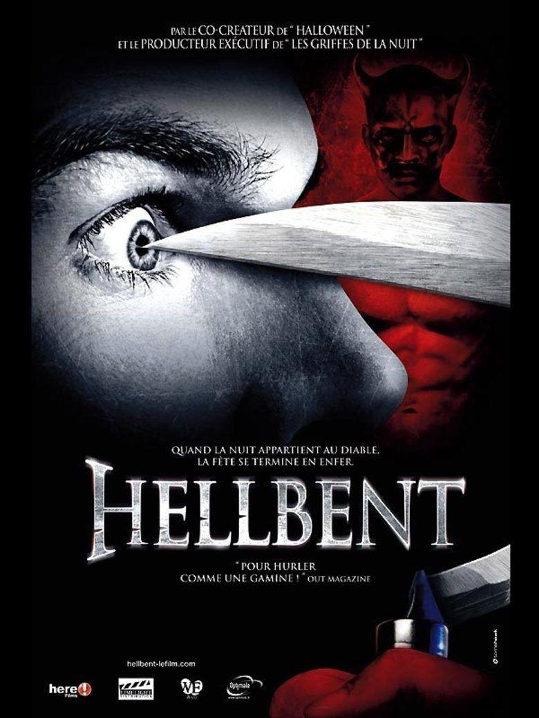 Hellbent (2004 film) movie poster