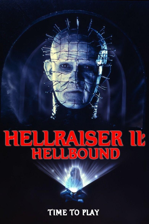 Hellbound: Hellraiser II movie poster